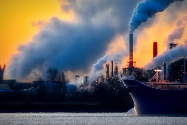 maseczka smog